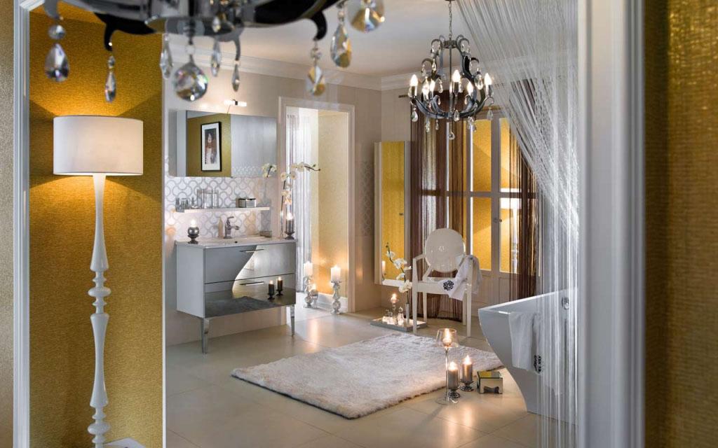 Ideas Decorating Small Bathrooms