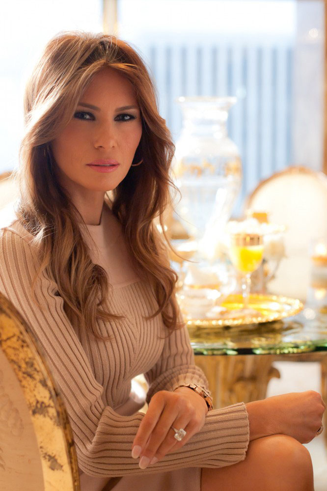 Inside Donald and Melania Trump's Manhattan Apartment ...