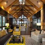 Smell The Calmness Of This Cozy Rustic Barn Cabin