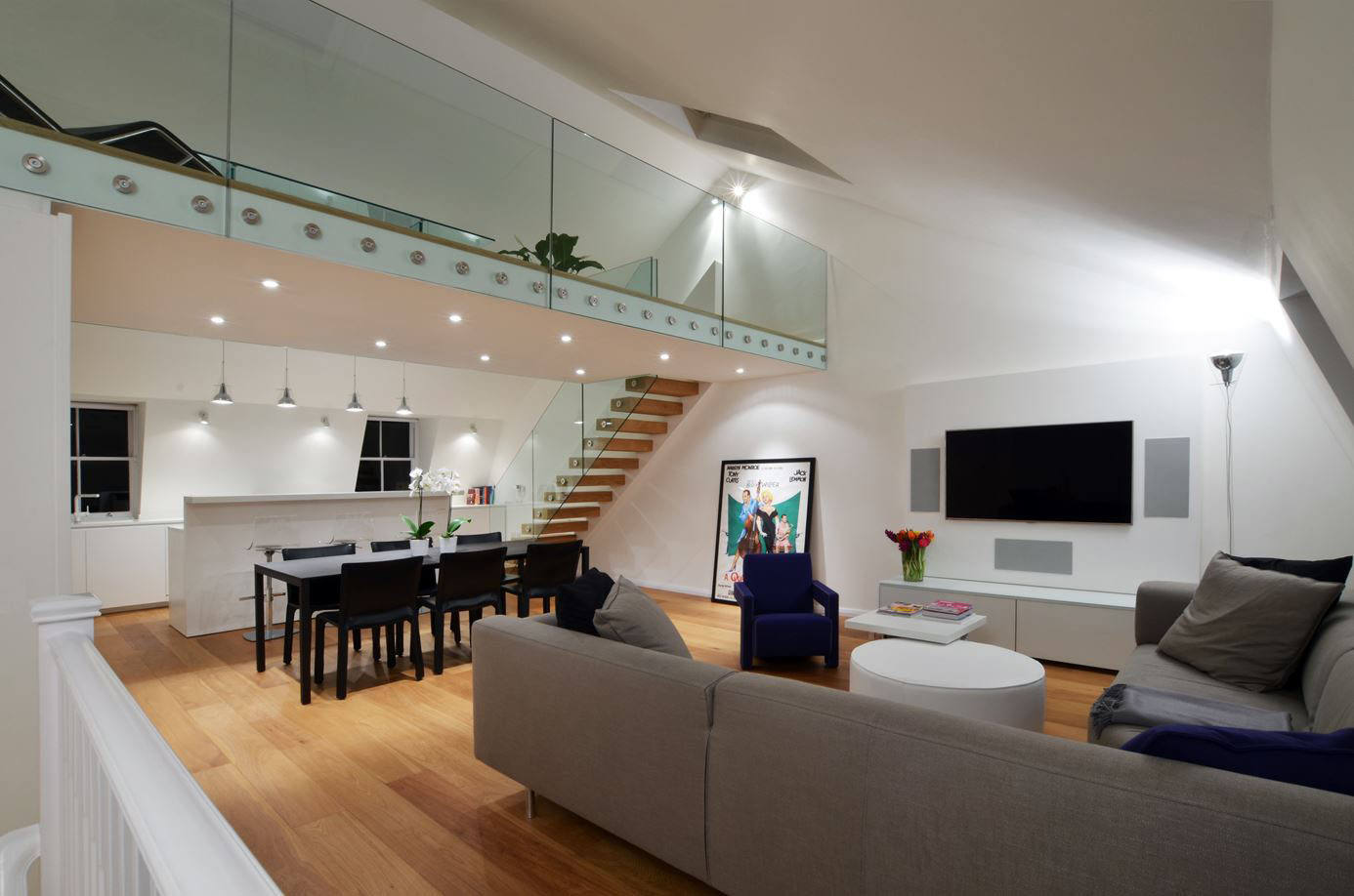 Small Modern Kitchen Interior Design