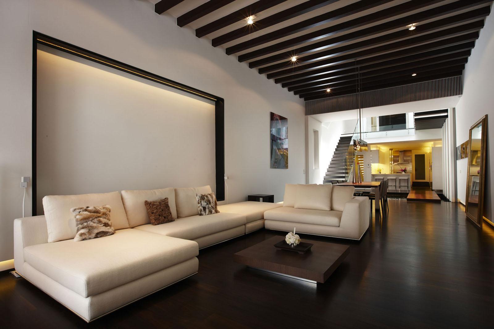 Best Kitchen Gallery: Modern Home Interior Design Luxury Modern Home Singapore 1 of Modern Home Interior Design  on rachelxblog.com