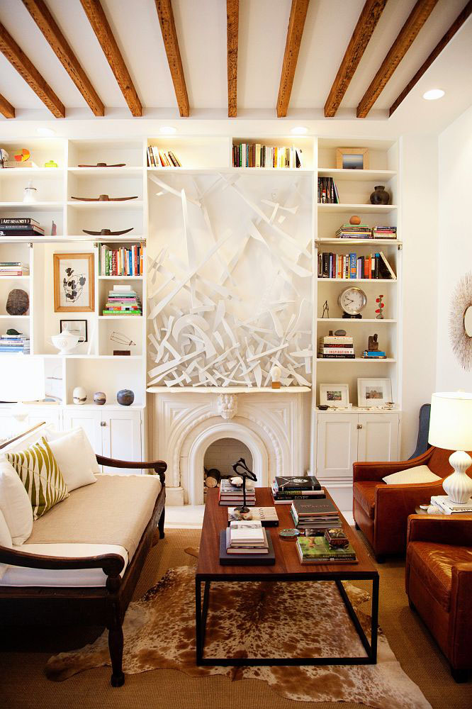 Brooklyn Brownstone Balances Between New And Old
