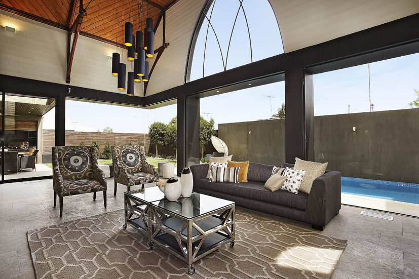 Former Anglican Church Converted Into Luxury Contemporary