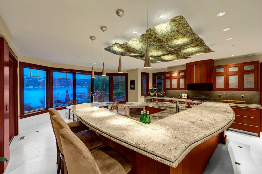 European Kitchen Interior Design