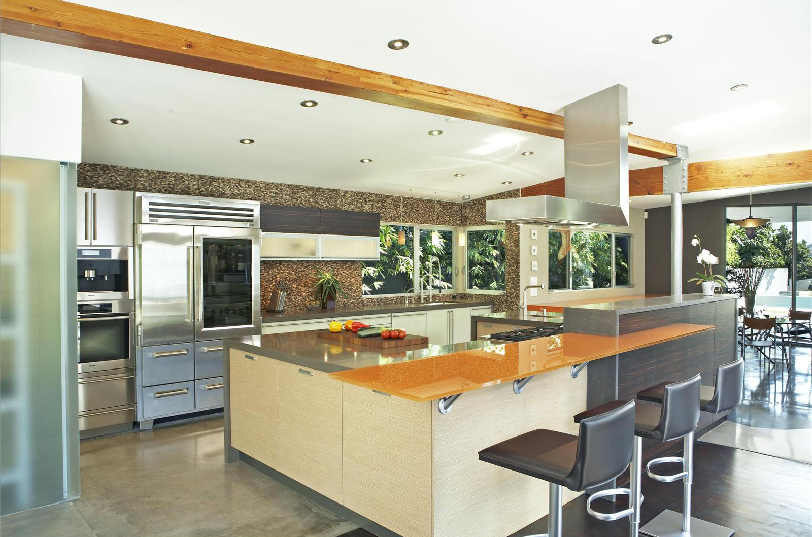 Open Contemporary Kitchen Design Ideas Idesignarch
