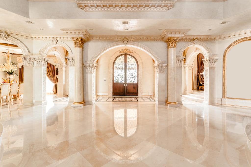 A Majestic Venetian Style Mansion In Texas Idesignarch