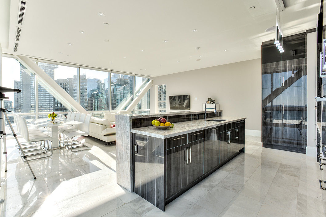Simple And Modern Kitchen Design