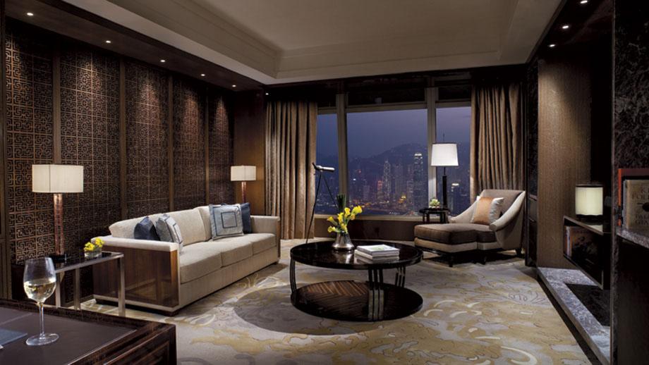 Ritz Carlton Hong Kong World S Tallest Hotel