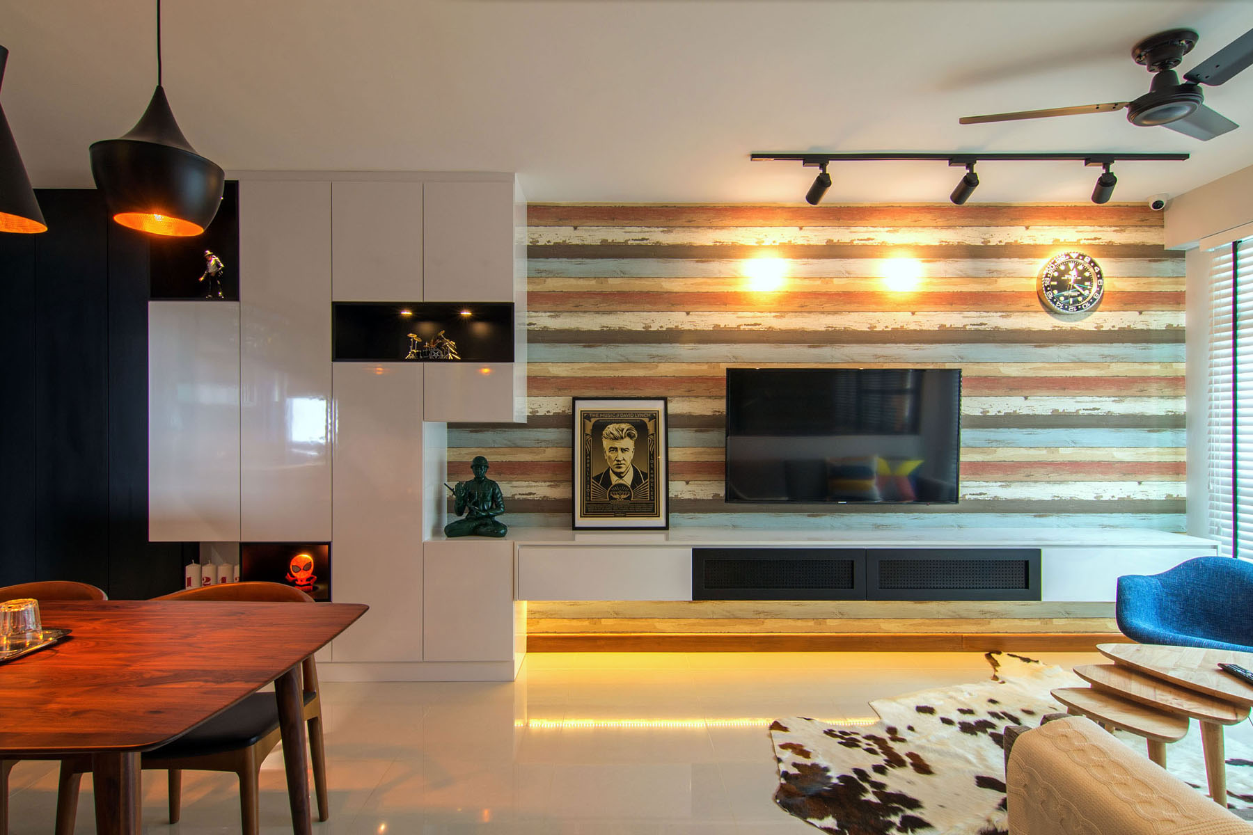 Cozy Apartment In Singapore With Stylish Elements   iDesignArch     Cozy Apartment In Singapore With Stylish Elements