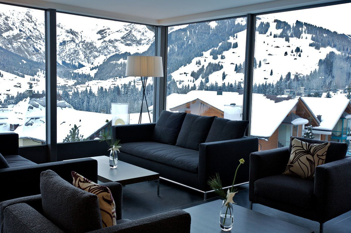 The Cambrian Hotel Cosmopolitan Comfort In The Swiss