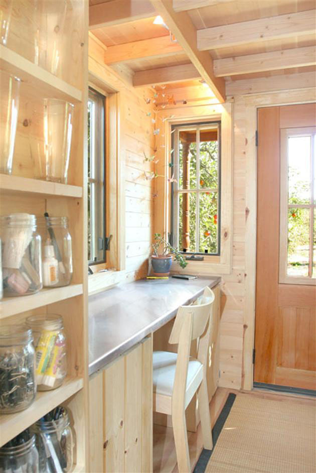 Small Kitchen Design Refrigerator
