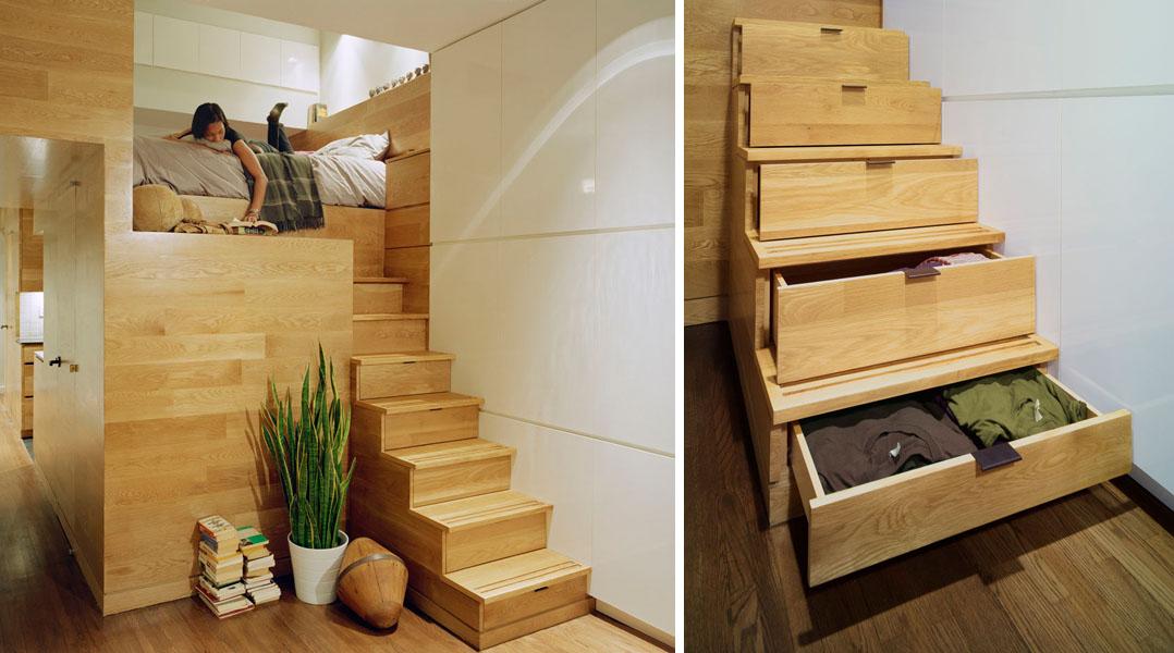 Outdoor Apartment Storage