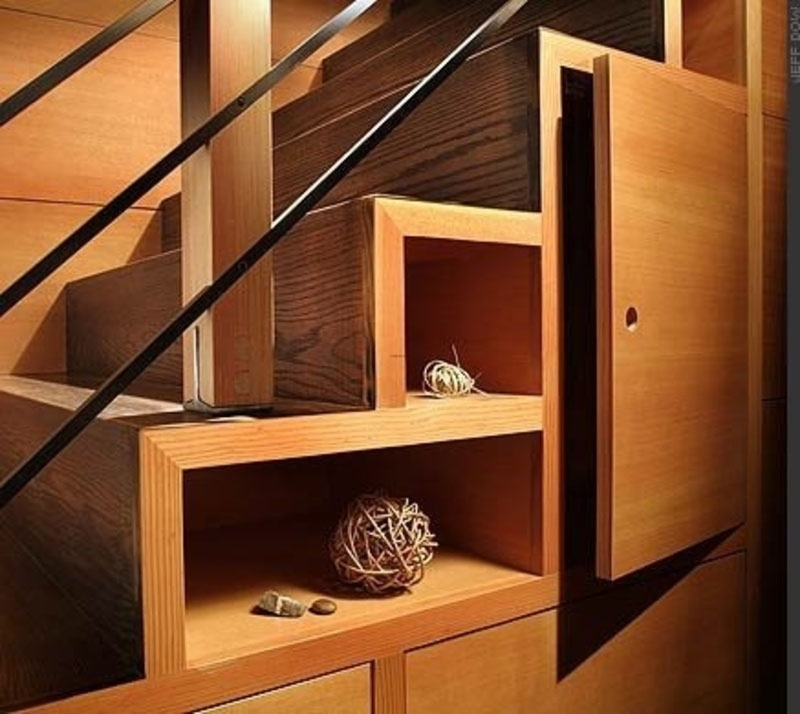 Under The Stairs Storage Ideas To Maximize Functional Spaces   Modern Under Stairs Storage   Storage Underneath   Bed   External   Concealed   Loft