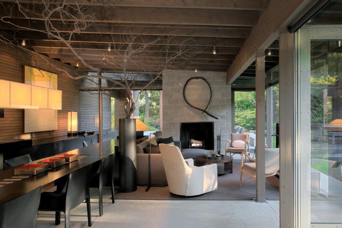 Bill Gates House Interior Pics