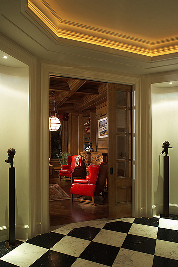 Vancouver Home Interior Design Contemporary Elegance 3