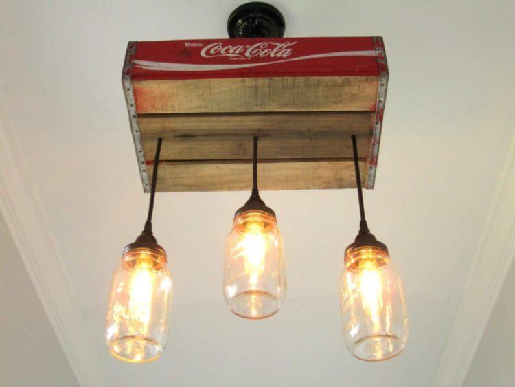 Coca Cola Pendant Lights