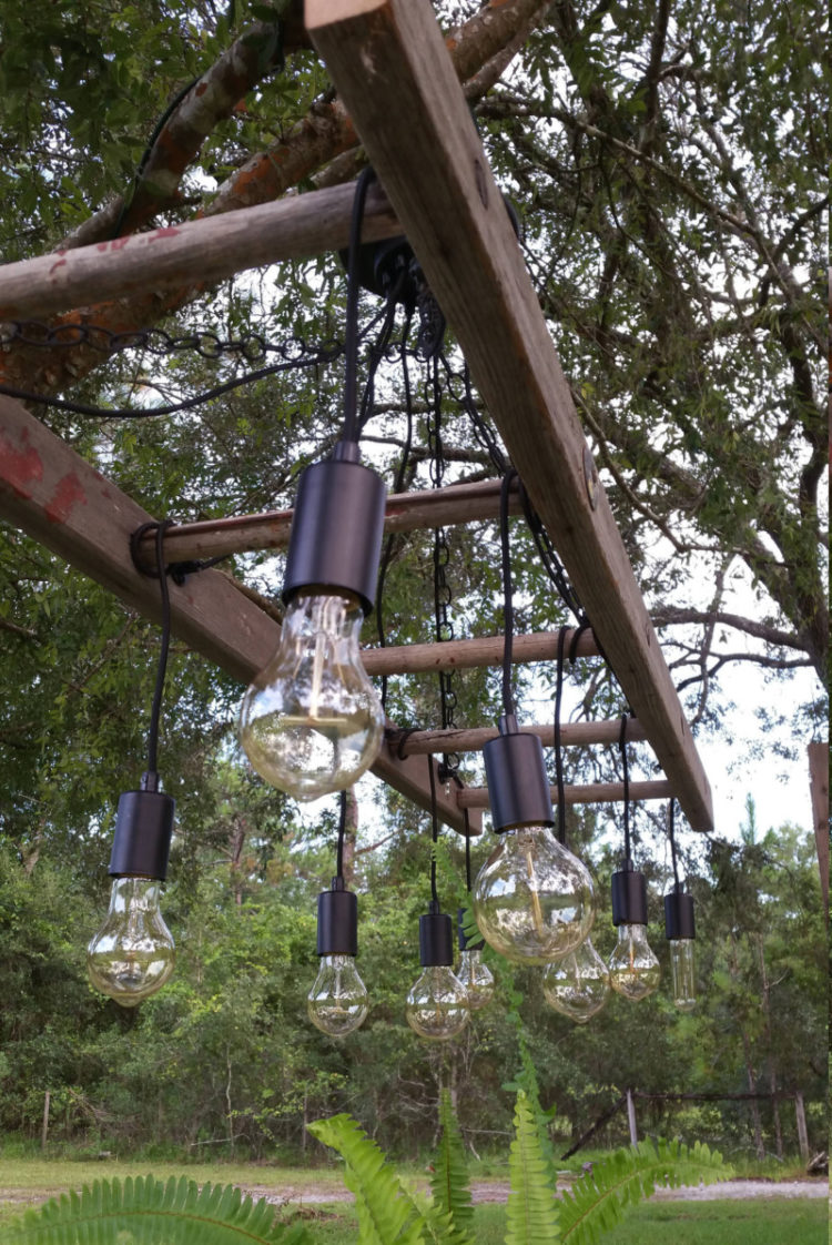 Ceiling Canopy Pendant Light