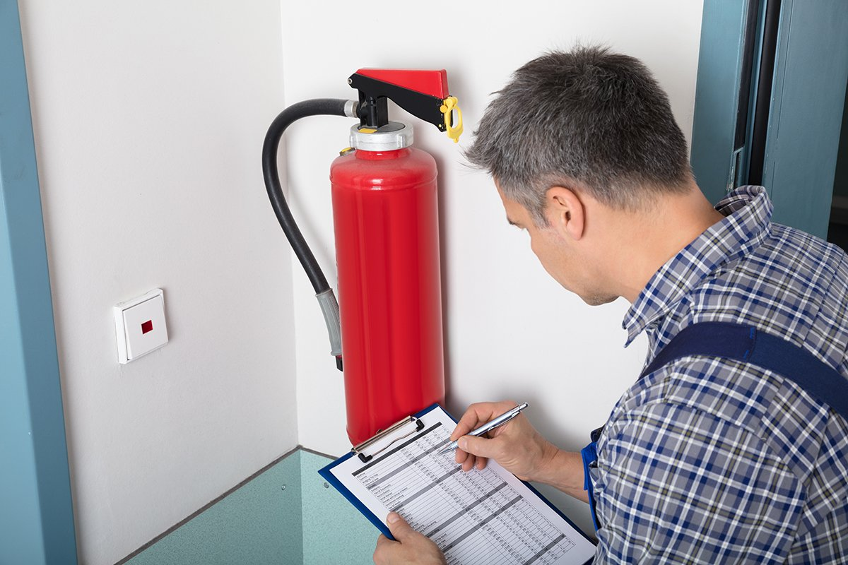 A rough guide to fire extinguisher servicing and the ...