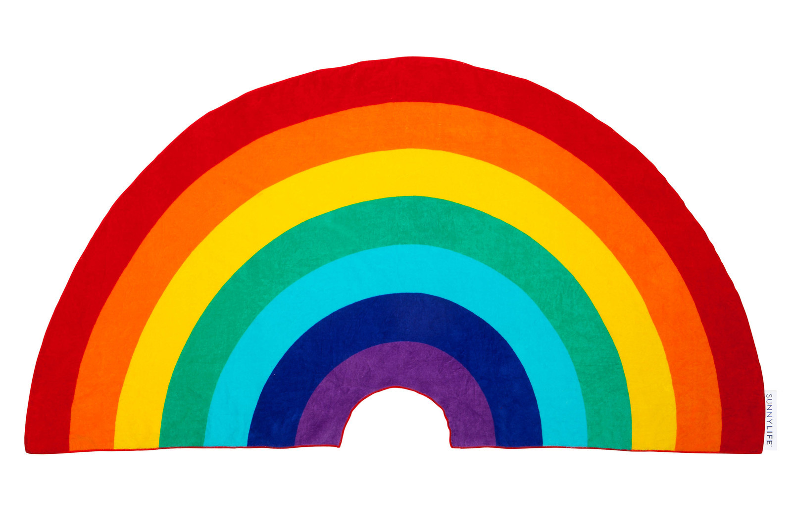 Rainbow Shaped Pool Towel Buy Pool Toys Online At Iharttoys