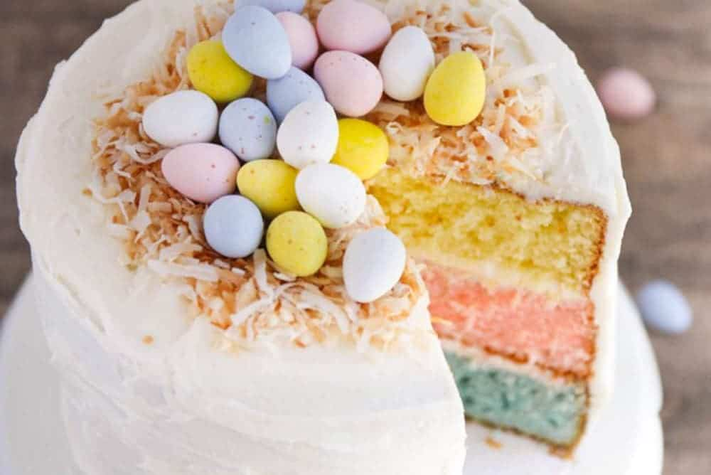 Types Layered Cakes