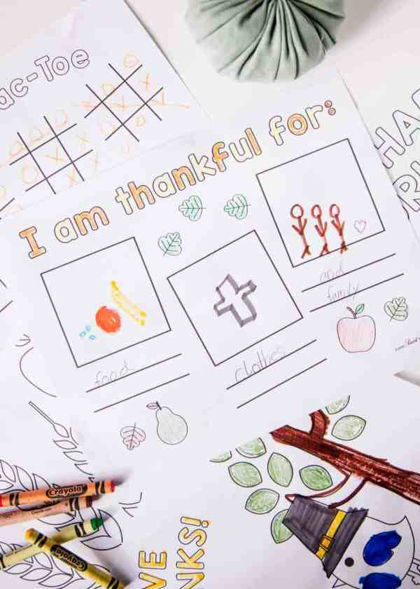 thanksgiving coloring pages free # 64