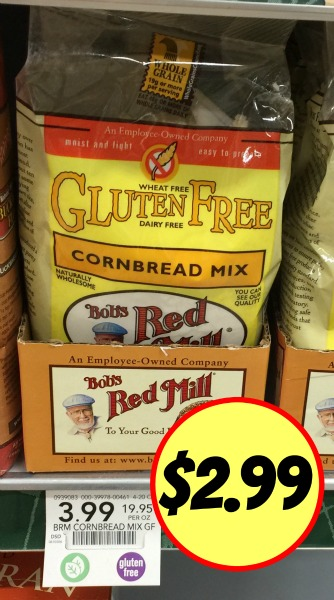 Bob's Red Mill Coupon - Save At Publix