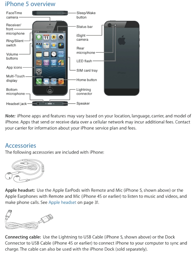 Apple Ios User Manual