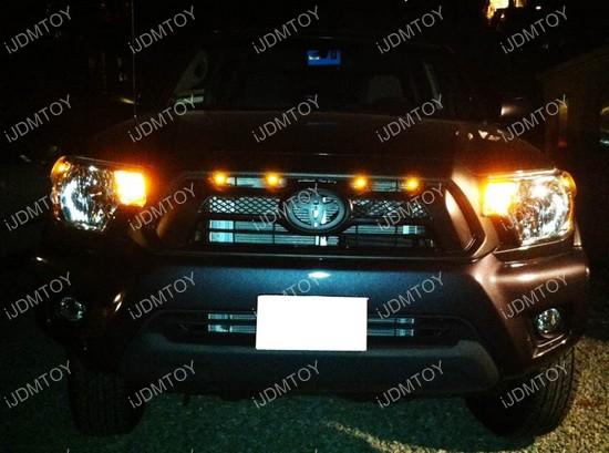 Ford Raptor Led Marker Lights