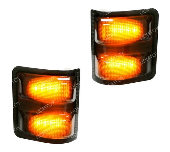 F350 Led Clearance Lights