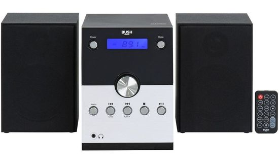 Buy Bush Db 618 Micro Fm Am Hi Fi Radio Cd Player At Ijt