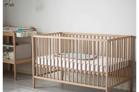 Ikea Natural Wood Crib 4k Pictures 4k Pictures Full Hq Wallpaper