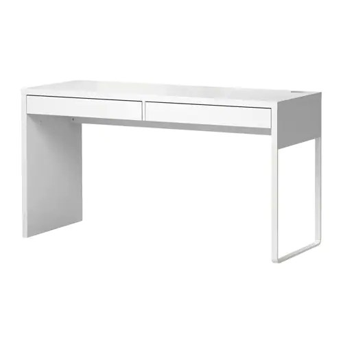 MICKE Desk   white   IKEA MICKE Desk