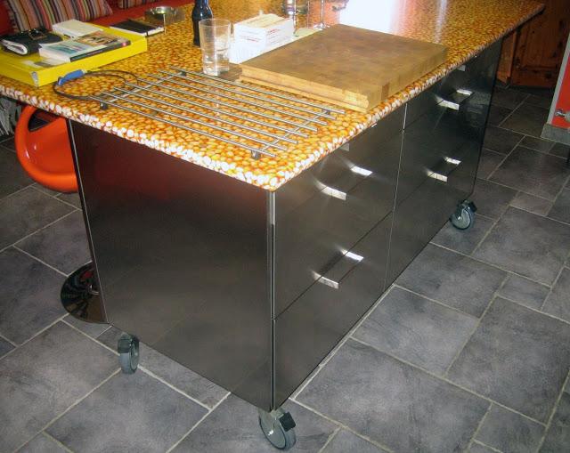 Faktum Rubrik Kitchen Mobile Isle Ikea Hackers Ikea