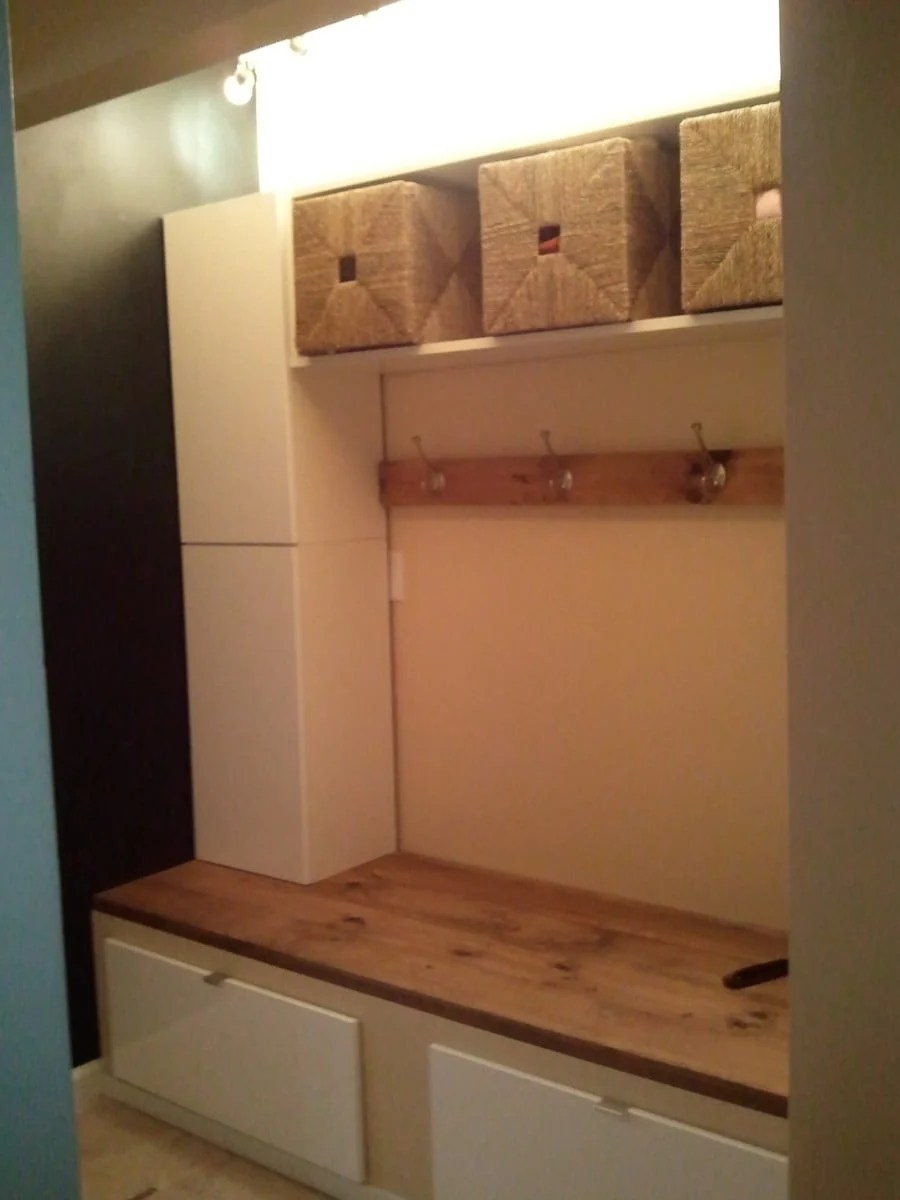 Mudroom Hack With Some Help From Rationell Ikea Hackers