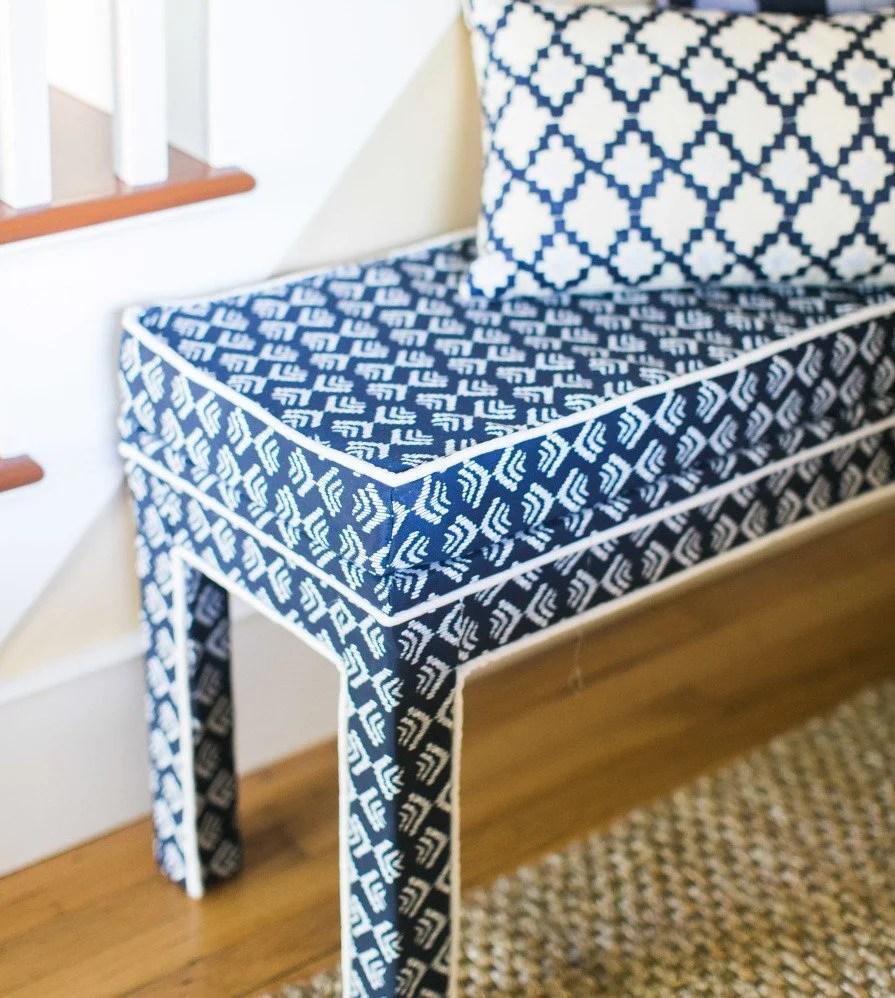 Bjursta To Luxe Upholstered Bench Ikea Hackers Ikea