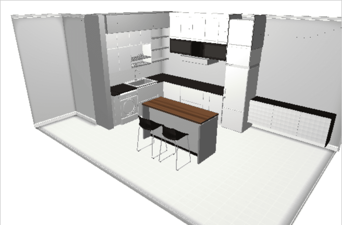 Galley Kitchen Layout Planner