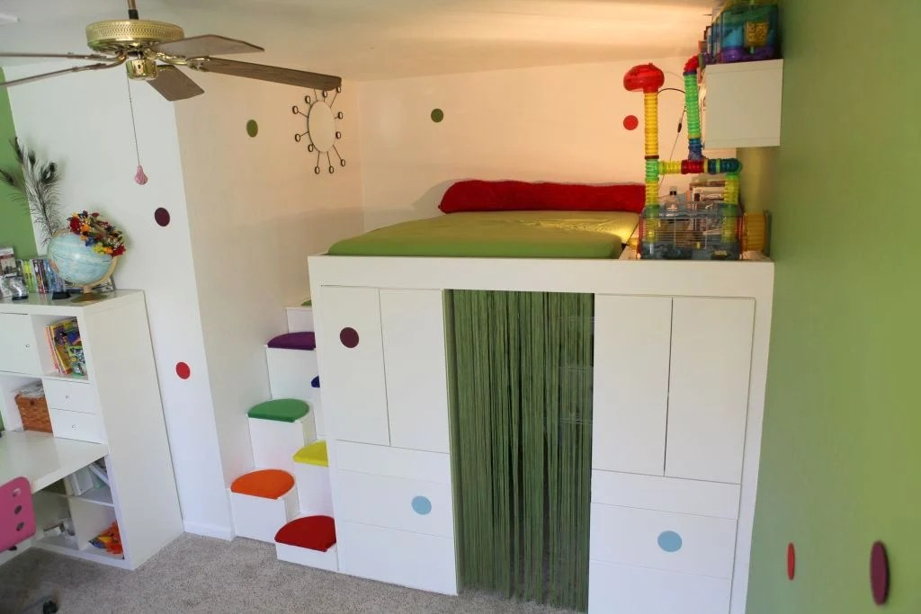 The Old Akurum It S Brilliant For A Loft Bed With Den