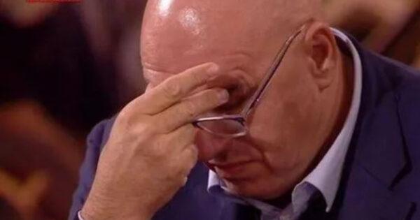 """Crosetto a Piazzapulita si alza e lascia lo studio: """"Plotone contro Giorgia Meloni"""""""