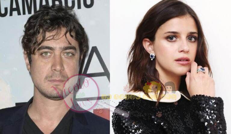 'Gossip' Riccardo Scamarcio lascia la moglie per la giovane attrice Benedetta Porcaroli?