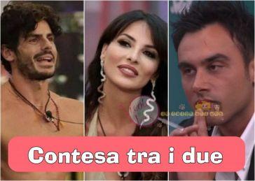 'Grande Fratello Vip' Miriana Trevisan rifiuta le avances di Nicola Pisu, mentre con Andrea Casalino…