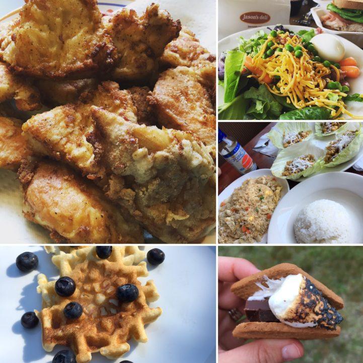Lunch Menu Pf Changs