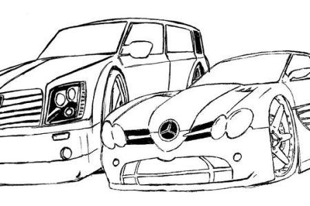 best Dibujos Para Colorear De Carros Mustang image collection