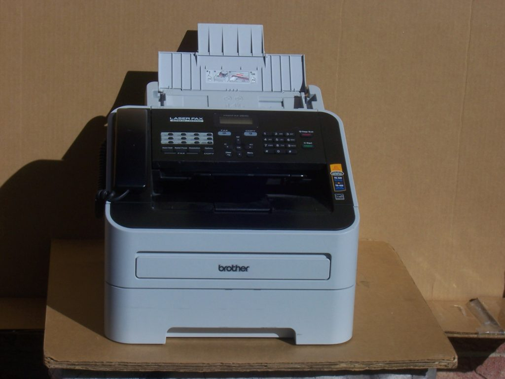 Brother Intellifax 2840 High Speed Laser Fax Imagine41