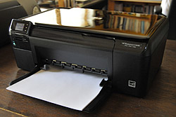 Imaging Resource Printer Review Hp Photosmart C4680 All