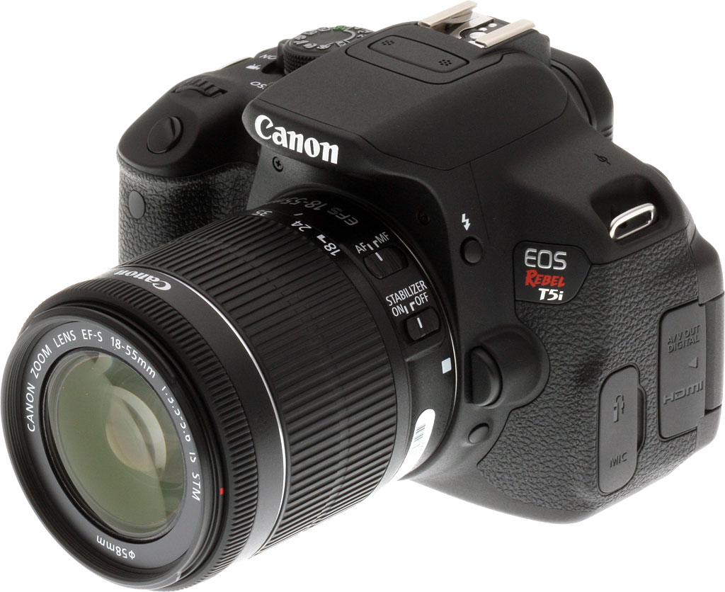 Canon T5i Review The 18 megapixel Canon Rebel T5i is essentially almost the same DSLR camera  as its predecessor    the Rebel T4i that was launched early last summer     but