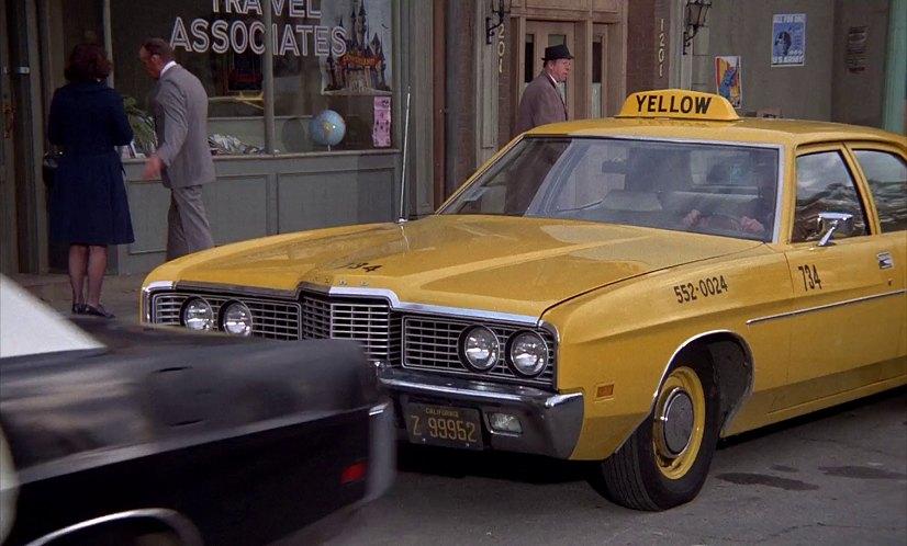 """IMCDb.org: 1972 Ford Custom 500 in """"Herbie Rides Again, 1974"""""""