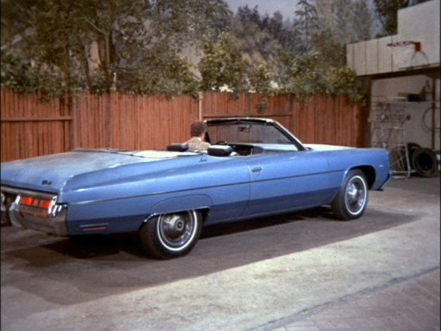 IMCDb org  1972 Chevrolet Impala Convertible in  The Brady Bunch     1972 Chevrolet Impala Convertible