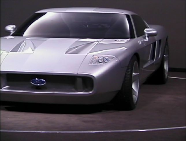 Imcdb Org 2002 Ford Gt 40 Concept In Quot Extreme Concept