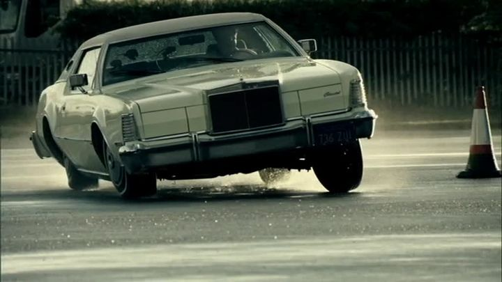 Imcdb Org 1974 Lincoln Continental Mark Iv 65d In Quot Top Gear The Worst Car In The History Of