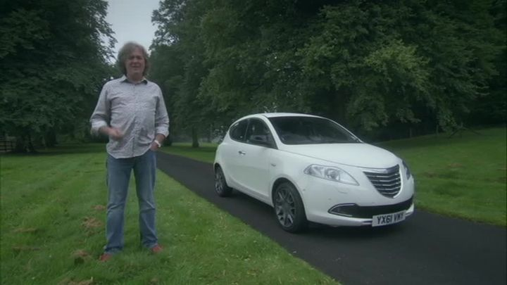 Imcdb Org 2011 Chrysler Ypsilon 846 In Quot Top Gear The